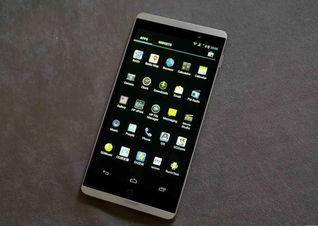 HP Slate 6 6000en VoiceTab Smartphone Review ...